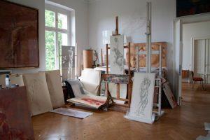 Atelier, Mozartstrasse