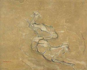 Die Herde - Kassandra, Böckchen, Harlekin, Schönchen I