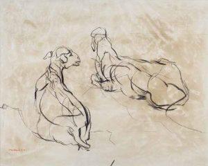 Die Herde - Kassandra, Böckchen, Harlekin, Schönchen lll