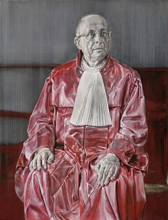009 Gemälde Prof. Kirchhof