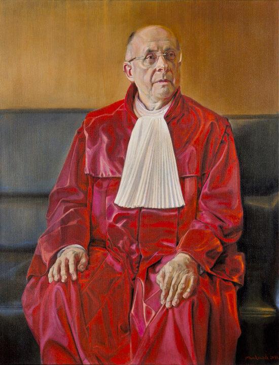Gemälde Prof. Kirchhof