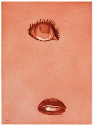 Das sonnenhafte Auge